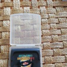 Videojuegos y Consolas: GAME GEAR AURTON SENNA'S SUPER MONACO GP II. Lote 186393853
