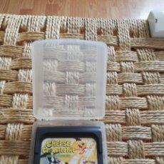 Videojuegos y Consolas: GAME GEAR CHEESE CAT ASTROPHE. Lote 186394390