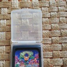 Videojuegos y Consolas: GAME GEAR BATTLETOADS. Lote 186394962