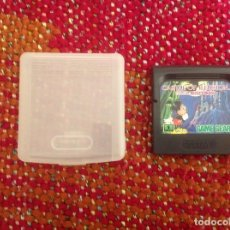 Videojuegos y Consolas: CASTLE OF ILUSIÓN MICKEY MOUSE. GAME GEAR. Lote 187593313