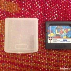 Videojuegos y Consolas: KLAX. GAME GEAR. Lote 187598952