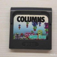 Videojuegos y Consolas: GAME GEAR COLUMNS, FUNCIONA. Lote 192141986