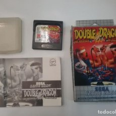 Videojuegos y Consolas: DOUBLE DRAGON - THE REVENGE OF BILLY LEE - SEGA GAME GEAR. Lote 192478271