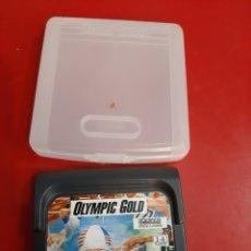Videojuegos y Consolas: SEGA JUEGO GAME GEAR OLYMPIC GOLD. Lote 192532692
