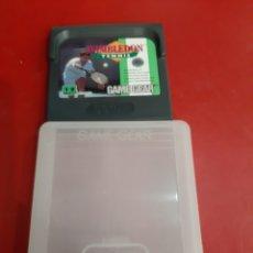 Videojuegos y Consolas: GAME GEAR WIMBLEDON JUEGO. Lote 192538535