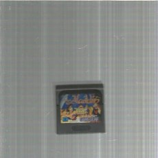 Videojuegos y Consolas: ALADDIN GAME GEAR. Lote 193391232