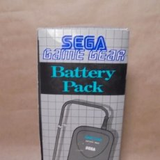Videojuegos y Consolas: GAME GEAR BATTERY PACK - SIN USAR. Lote 194153708