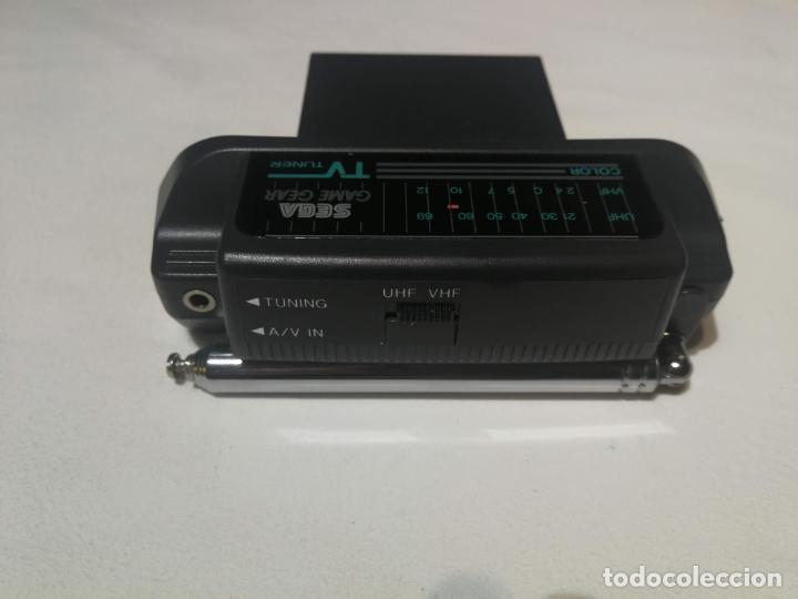 Videojuegos y Consolas: Adaptador de TV para la Sega GameGear - Foto 2 - 194355358