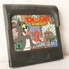 Videojuegos y Consolas: JUEGO SEGA GAME GEAR TOM Y JERRY THE MOVIE. Lote 197547866