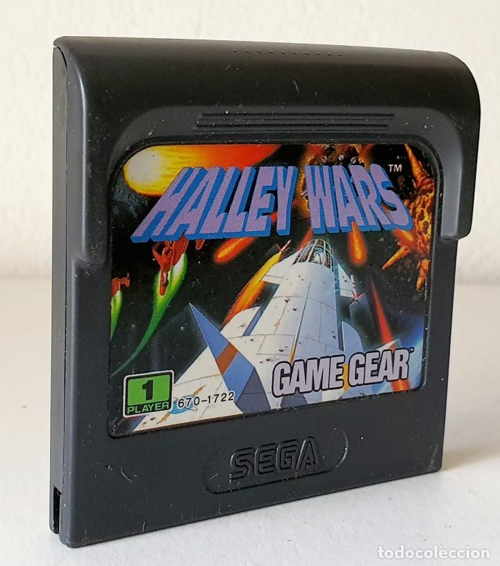 HALLEY WARS JUEGO SEGA GAME GEAR (Juguetes - Videojuegos y Consolas - Sega - GameGear)