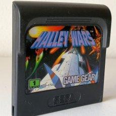 Videojuegos y Consolas: HALLEY WARS JUEGO SEGA GAME GEAR. Lote 197840878