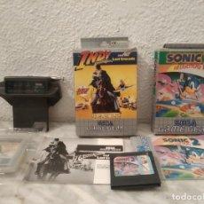 Videojuegos y Consolas: LOTE GAME GEAR. Lote 199127458