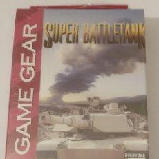 Videojuegos y Consolas: SUPER BATTLETANK GAME GEAR. Lote 218026987