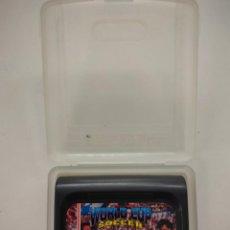 Videojuegos y Consolas: SEGA GAME GEAR JUEGO WORLD CUP SOCCER TENGEN. Lote 277662158