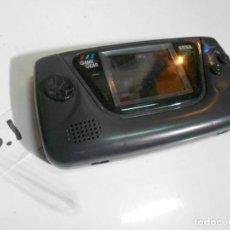 Videojuegos y Consolas: ANTIGUA CONSOLA GAMEGEAR. Lote 203327367