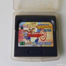 Videojuegos y Consolas: DESERT SPEEDTRAP SEGA GAME GEAR. Lote 278316453