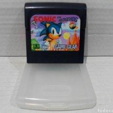 Videojuegos y Consolas: SONIC GAME GEAR SEGA. Lote 205170857