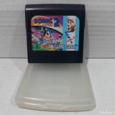Videojuegos y Consolas: SONIC 2 GAME GEAR SEGA. Lote 205171046