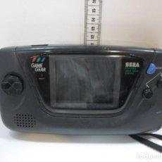 Videojuegos y Consolas: SEGA GAME GEAR CONSOLA. Lote 207217336