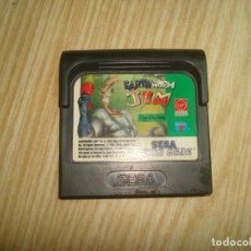 Videojuegos y Consolas: SEGA GAMEGEAR EARTH WORM JIM DIFICIL. Lote 207525260
