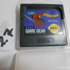 Videojuegos y Consolas: ANTIGUO JUEGO GAMEGEAR SPIDERMAN. Lote 207876783