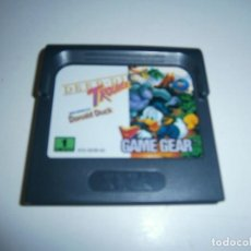 Videojuegos y Consolas: DEEP DUCK TROUBLE STARRING DONALD DUCK SEGA GAME GEAR PAL SOLO CARTUCHO. Lote 208987322