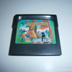 Videojuegos y Consolas: THE LUCKY DIME DONALD DUCK SEGA GAME GEAR PAL SOLO CARTUCHO. Lote 208987327
