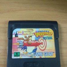 Videojuegos y Consolas: DESERT SPEEDTRAP SEGA GAME GEAR - GAMEGEAR - GG - PAL. Lote 210210137