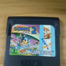 Videojuegos y Consolas: SONIC THE HEDGEHOG 2 - SEGA GAME GEAR - GAMEGEAR - GG - PAL. Lote 210210338