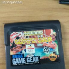 Videojuegos y Consolas: OLYMPIC GOLD - SEGA GAME GEAR - GAMEGEAR - GG - PAL. Lote 210210465