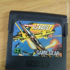 Videojuegos y Consolas: AERIAL ASSAULT - SEGA GAME GEAR - GAMEGEAR - GG - PAL. Lote 210210538