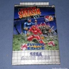 Jeux Vidéo et Consoles: JUEGO SUPER SMASH TV DE SEGA GAME GEAR ORIGINAL. Lote 212956986