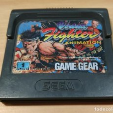 Videojuegos y Consolas: JUEGO DE CONSOLA , SEGA GAME GEAR , GAMEGEAR VIRTUA FIGHTER ANIMATION. Lote 214479483