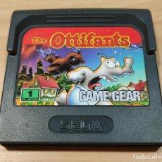 Videojuegos y Consolas: JUEGO DE CONSOLA , SEGA GAME GEAR , GAMEGEAR THE OTTIFANTS. Lote 214479698