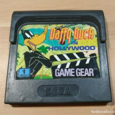 Videojuegos y Consolas: JUEGO DE CONSOLA , SEGA GAME GEAR , GAMEGEAR DAFFY DUCK IN HOLLYWOOD. Lote 214479921