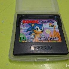 Videojuegos y Consolas: JUEGO PARA SEGA GAME GEAR SONIC THE HEDGEHOG. Lote 242053760