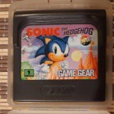 Videojuegos y Consolas: GAME GEAR THE HEDGEHOG. Lote 218608683