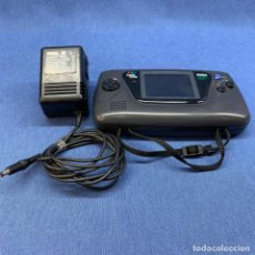 Videogiochi e Consoli: CONSOLA GAME GEAR SEGA PORTABLE VIDEO GAME SYSTEM NEGRA - VER DESCRIPCIÓN. Lote 220454588