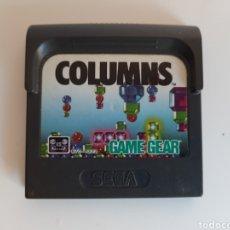Videojuegos y Consolas: COLUMNS SEGA GAME GEAR GAMEGEAR. Lote 221003475