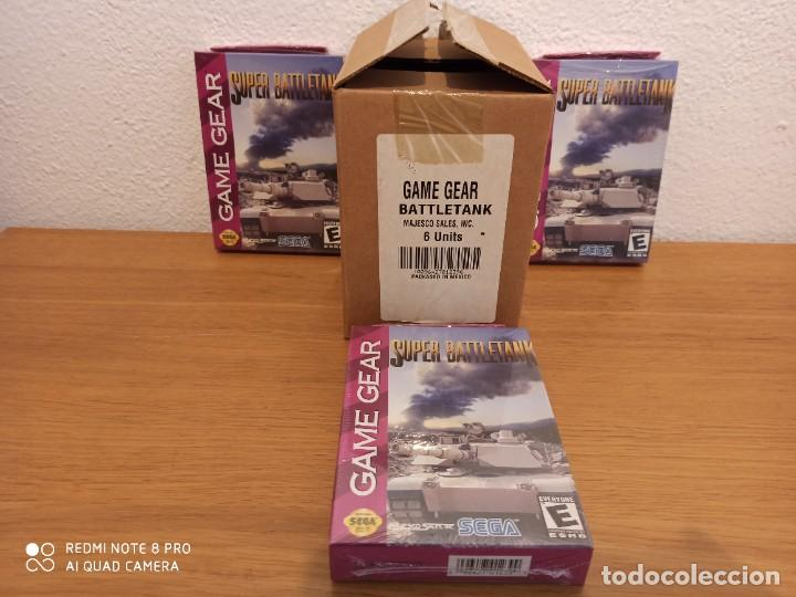 LOTE GAME GEAR (Juguetes - Videojuegos y Consolas - Sega - GameGear)