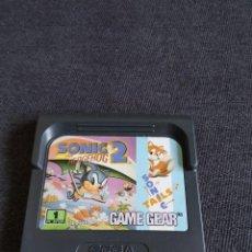 Videojuegos y Consolas: SEGA GAME GEAR ~ SONIC 2 ~. Lote 226256263