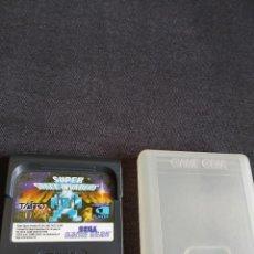 Videojuegos y Consolas: SEGA GAME GEAR ~ SUPER SPACE INVADERS ~. Lote 226256760