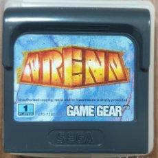 Videojuegos y Consolas: JUEGO SEGA GAME GEAR ARENA. Lote 231235390