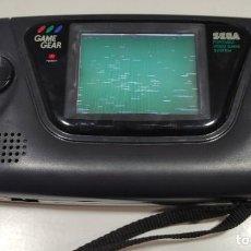 Videojuegos y Consolas: CONSOLA ANTIGUA GAME GEAR SEGA PORTABLE VIDEO GAME SYSTEM. Lote 235905435