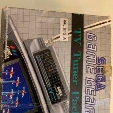 Videojuegos y Consolas: SEGA GAME GEAR TV TUNER PACK. Lote 236222965