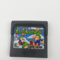Videojuegos y Consolas: LEMMINGS SEGA GAME GEAR. Lote 237181965
