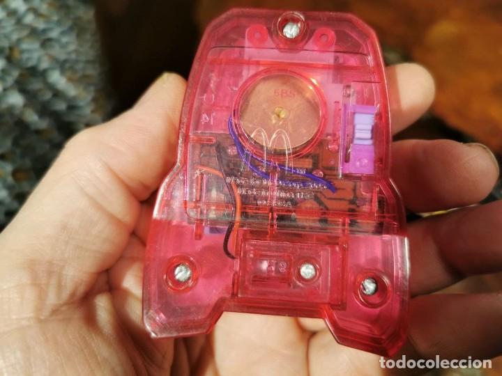 Videojuegos y Consolas: 2 MáquinaS juego video consola mini sega McDonald 2005, TENIS Y BASQUET - Foto 6 - 238092175