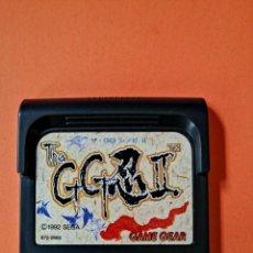 Videojuegos y Consolas: JUEGO SHINOBI II GG PARA CONSOLA GAME GEAR. Lote 238151220