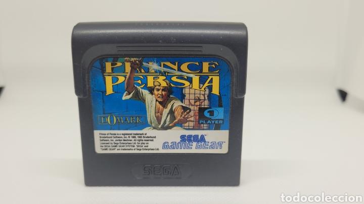 JUEGO GAME GEAR PRINCE OF PERSIA. SEGA. GAMEGEAR. (Juguetes - Videojuegos y Consolas - Sega - GameGear)