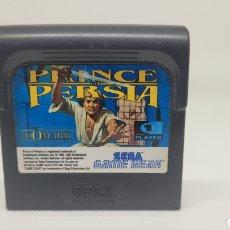 Videojuegos y Consolas: JUEGO GAME GEAR PRINCE OF PERSIA. SEGA. GAMEGEAR.. Lote 238225930